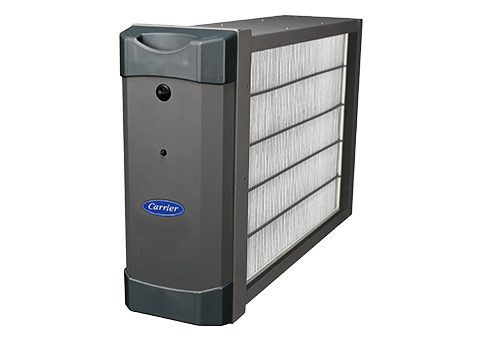 Carrier air purification